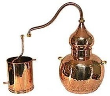 Alembic Copper Pot Still