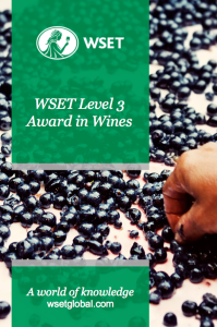 CLICK IMAGE for WSET Level 3 Award in Wines