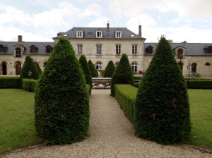 Stunning Chateau we stayed at during our Champagne tour!