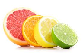 wine tasting citrus fruit