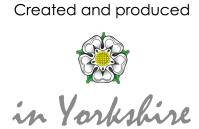 created and produced in yorkshire